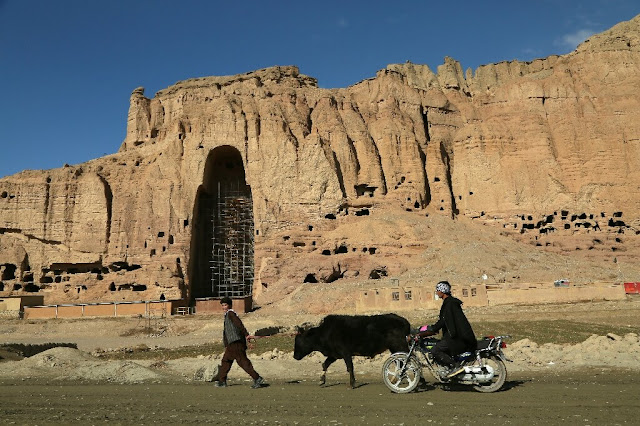 Climate change threatens Afghanistan's crumbling heritage