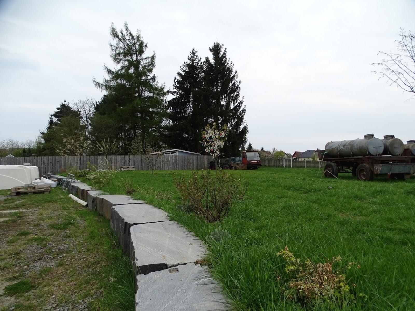Inspirierend Garten Mit Steinen Ideen