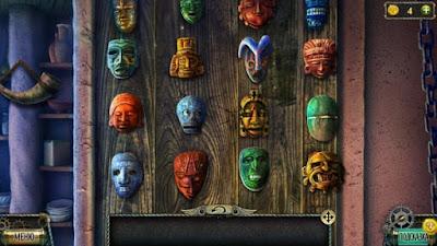 верно установленные маски в игре тьма и пламя 3 темная сторона