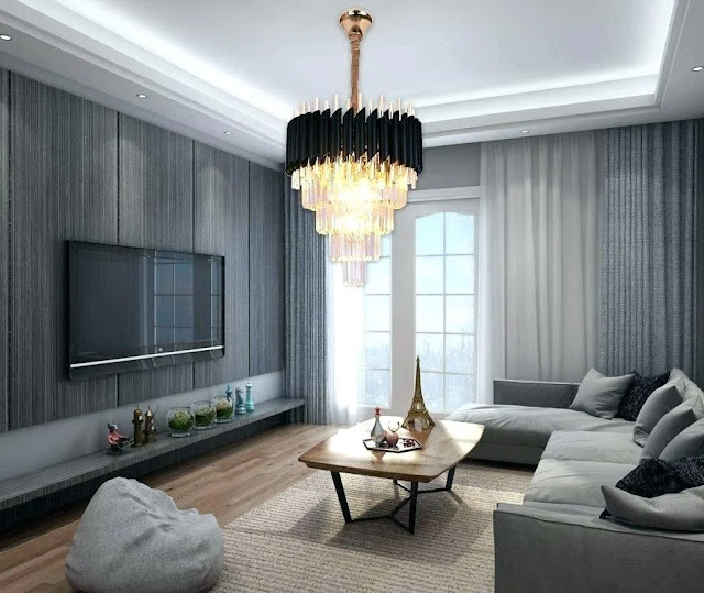 Model Lampu Hias Gantung Ruang Tamu