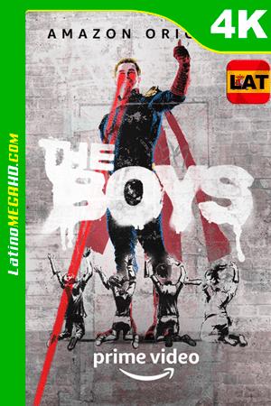 The Boys (Serie de TV) Temporada 1 (2019) Latino HDR Ultra HD WEB-DL 2160P ()