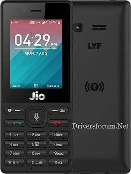 LYF JIO F271i USB Driver