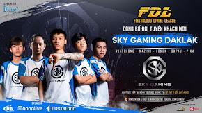 """[PUBG] Tổng hợp kết quả ngày thi đấu thứ hai hạng Master FirstBlood Divine League: """"Sky Gaming Daklak tiếp tục giữ vị trí đầu bảng"""""""