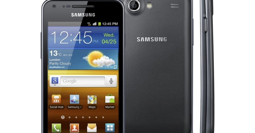 Manual De Samsung S2
