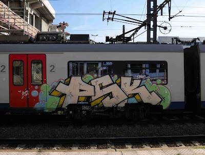 artistes ou vandales ?