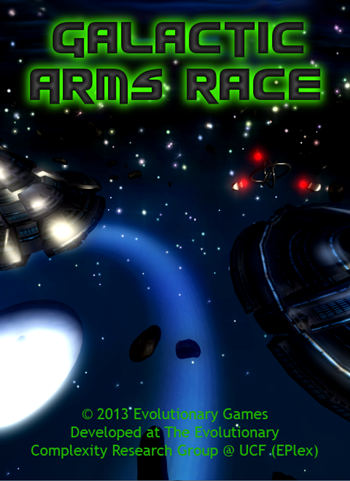 Galactic Arms Race PC Full