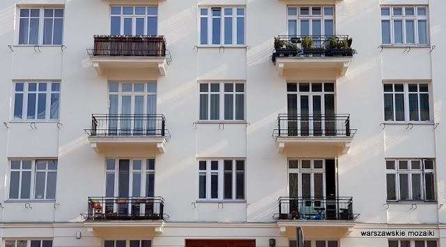 Warszawa Warsaw kamienica architektura architecture Praga Północ praskie kamienice Spółdzielnia Mieszkaniowa Ekonomiczna