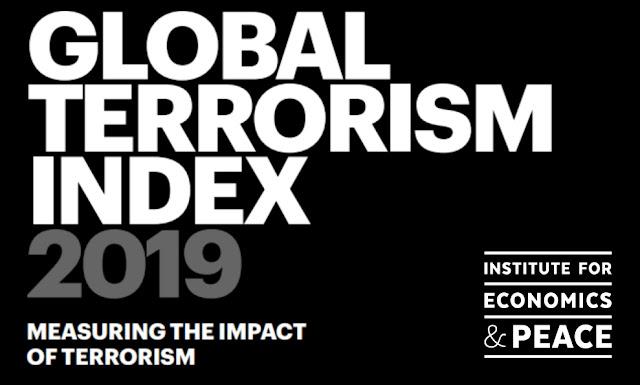 Segun Global Terrorism Index las muertes debidas al terrorismo se redujeron a la mitad en los últimos cuatro años