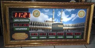 HargaJam Digital Masjid Murah