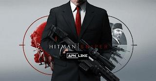 Hitman Sniper MOD APK [UNLOCK ALL GUNS - UNLIMITED MONEY] Latest (V1.7.193827)