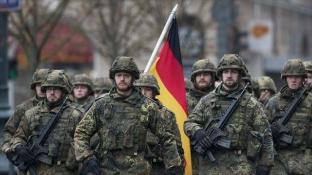 Tropas alemanas en extranjero retornan con trastornos mentales