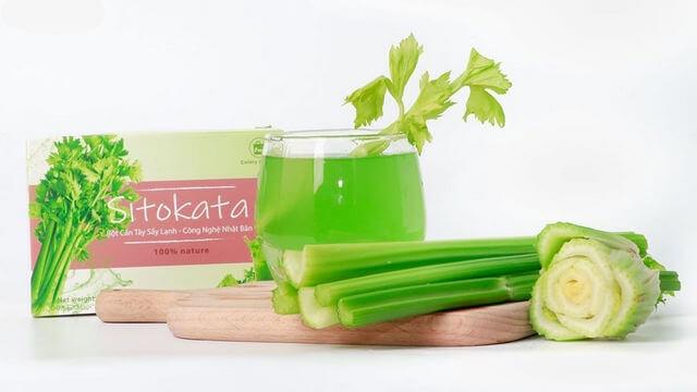 Thành phân có trong bột cần tay sitokata