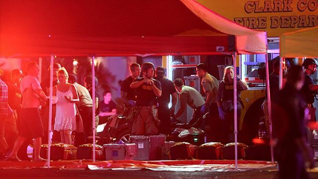 """Una mujer """"hispana"""" anticipó en pleno concierto de Las Vegas la masacre"""