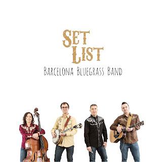 Barcelona Bluegrass Band PORTADA