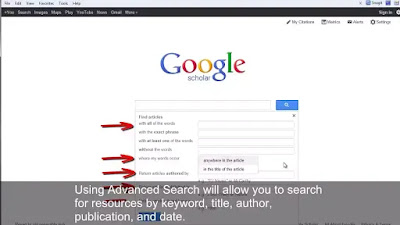 How to Use Google Scholar 2020 - Easy Guide