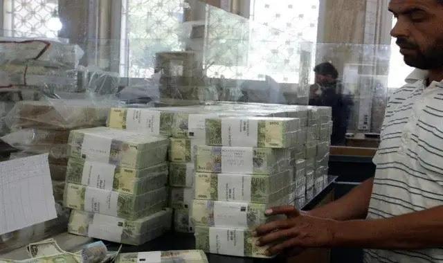 سعر صرف الليرة السورية اليوم أمام العملات الأجنبية والذهب الجمعة 22/1/2021