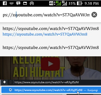 Cara Mudah Download Video Youtube Tanpa Aplikasi