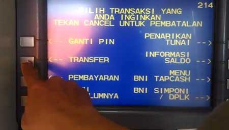 Biaya Admin Transfer Saldo Dari BNI ke Bank BRI
