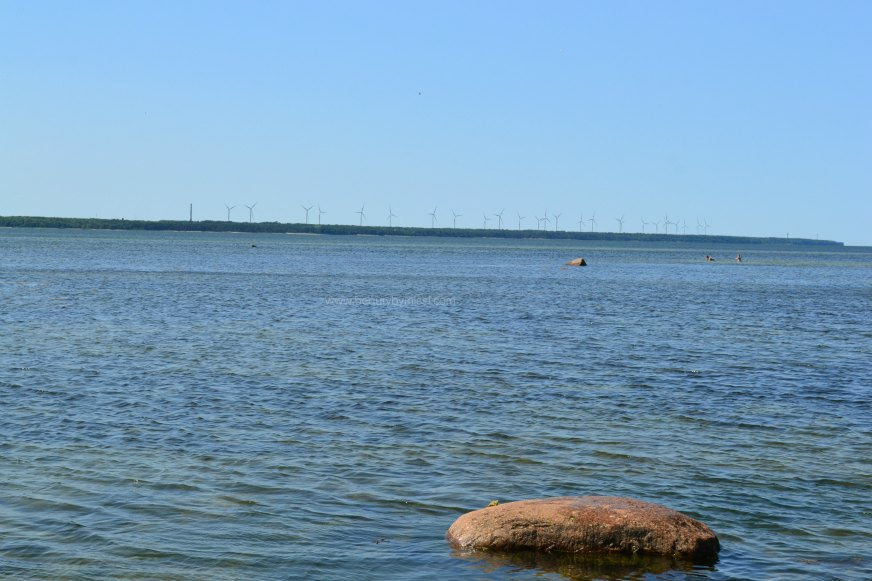 Laulasmaa beach