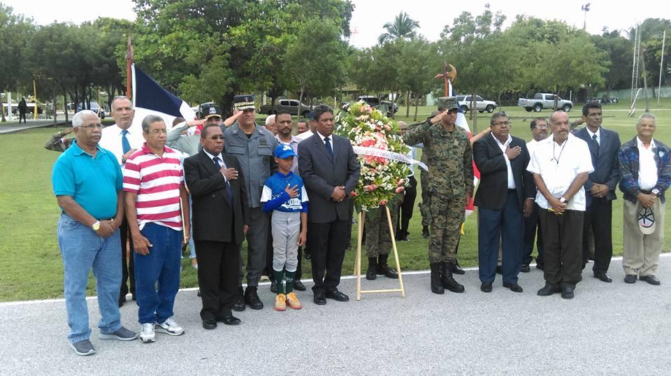 Conmemoran en Barahona 70 años de Río Verde.