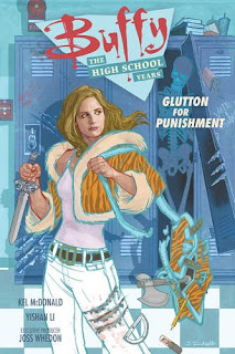 Review: Buffy: The High School Years - Glutton For Punishment
