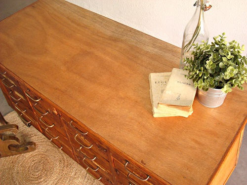 Muebles con cajones vintage