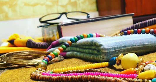 Sarees - a story of serenity