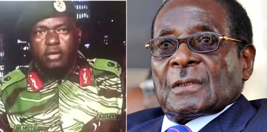 Coup d'etat : Robert Mugabe Removed from Office as Zimbabwean President