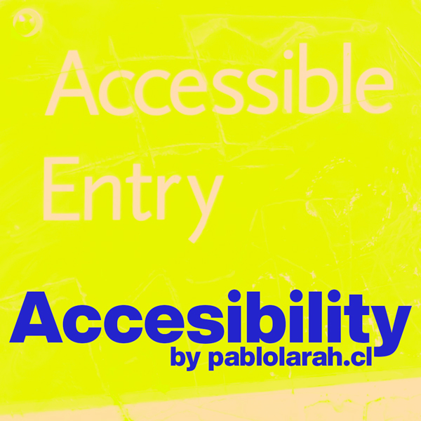 Cover article about Accesibility Resources in Web Design