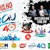 Luau 40 Graus será com show de Missionário Shalom em Patos-PB