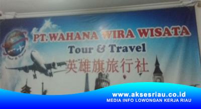 PT. Wahana Wira Wisata Tour & Travel Pekanbaru
