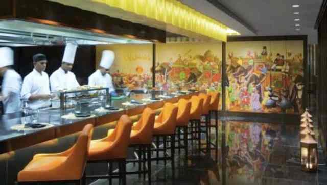 مطعم بومباي براسيري دبي
