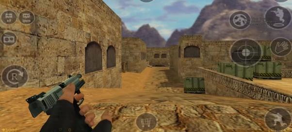 E jogar Counter-Strike sem ser necessário instalar?