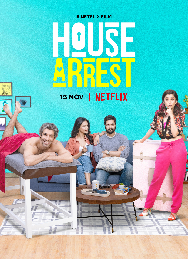 House Arrest [2019] [CUSTOM HD] [DVDR] [NTSC] [Latino]