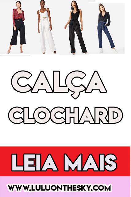 Guia Rápido - Calça Clotchard