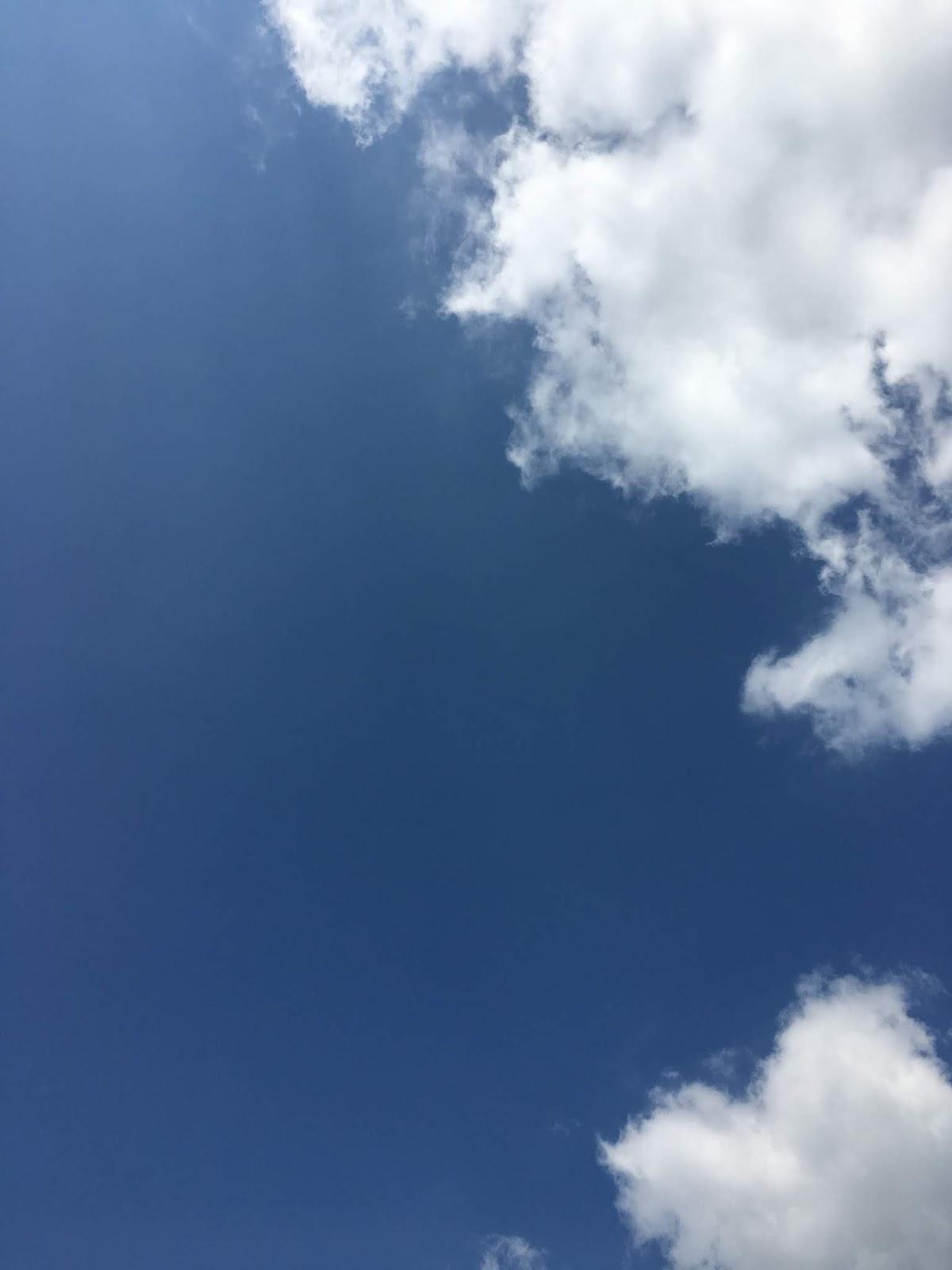 summer hot day