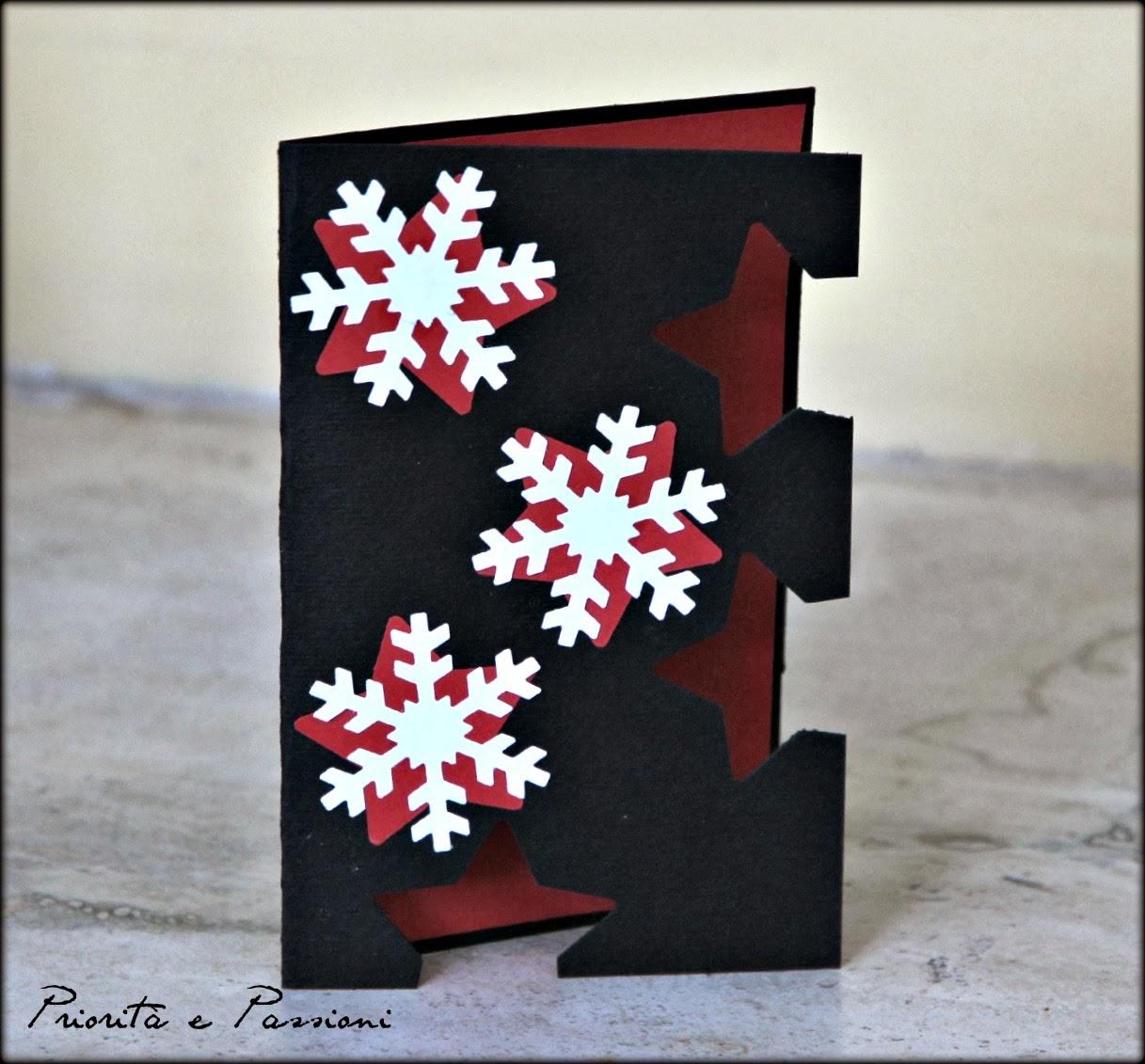 Molto Priorità e Passioni: Biglietti di Natale a modo mio! ME19