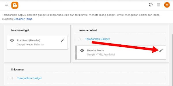 Widget blog tidak bisa dihapus? Begini cara mengatasinya!