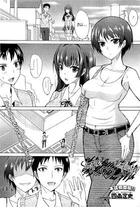 Tanjun? ← ♡ → Fukuzatsu? [1/1]