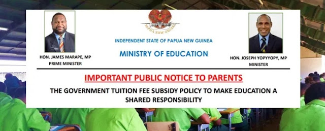 school fee subsidy structure
