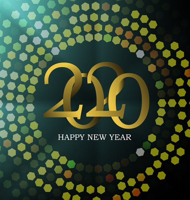 Happy New Year 2020 Images, Wallpapers 11