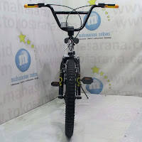 20 wimcycle dj bmx bike