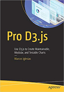 Pro D3.js by Marcos Iglesias
