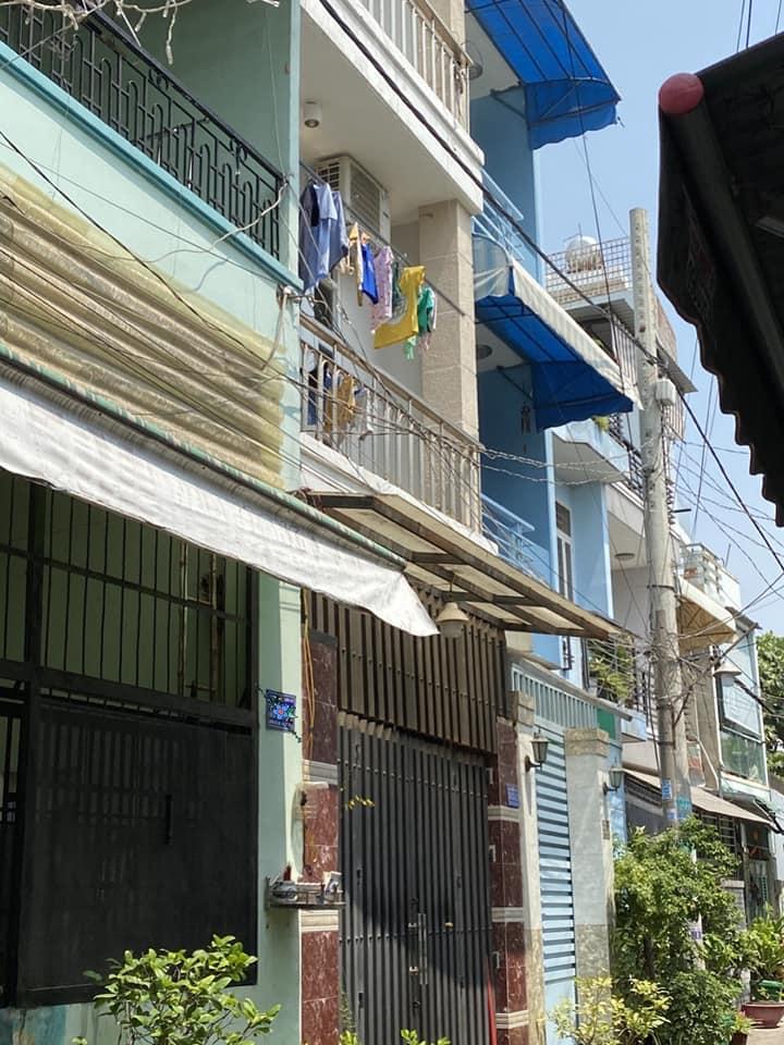 Bán nhà quận Bình Tân dưới 3 tỷ, hẻm 33 đường số 16A phường Bình Hưng Hòa A