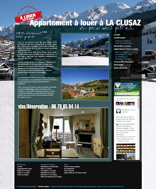Location à La Clusaz