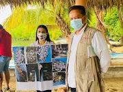 Supervisa Pablo Amílcar Sandoval entrega de programas federales en Acapulco y Taxco de Alarcón