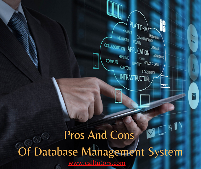 Pros And Cons Of Database Management System