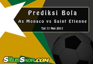 Prediksi Skor AS Monaco vs Saint Etienne