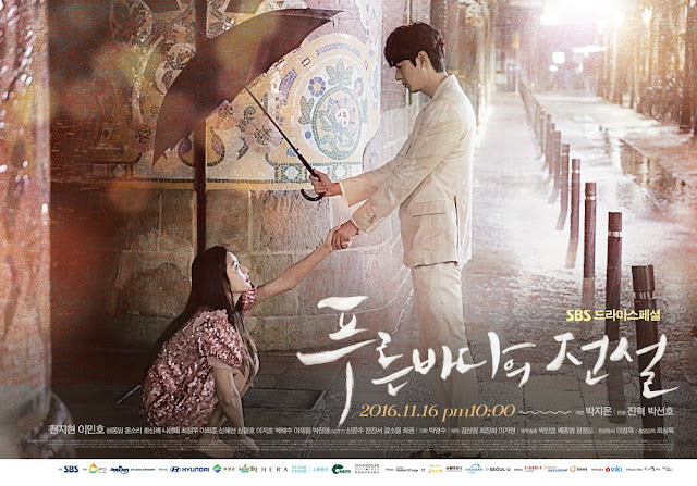 Drama Korea The Legend of The Blue Sea S01 Complete 720p HDRip All Episodes download