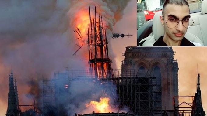 Τι προβλέπει για το 2020 το μέντιουμ που ''είδε'' την πυρκαγιά στην Παναγία των Παρισίων